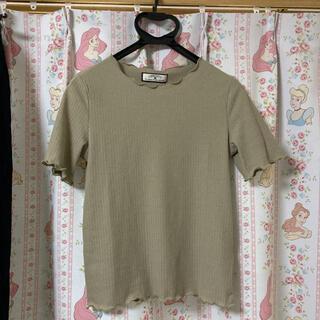 シマムラ(しまむら)のしまむら ハリヌキJQメローT(Tシャツ(半袖/袖なし))