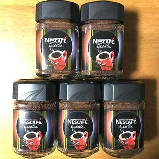 ネスレ(Nestle)のネスカフェ エクセラ 5ケ(コーヒー)