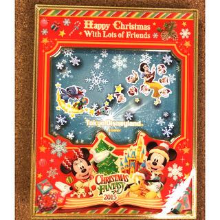 ディズニー(Disney)のディズニー 写真立て クリスマス(フォトフレーム)