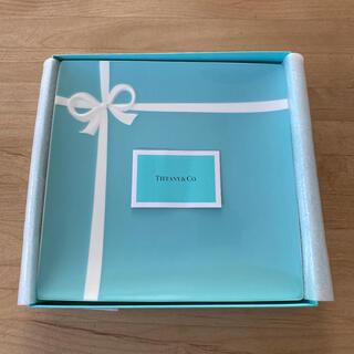 Tiffany & Co. - ティファニー ブルーボックスプレート 皿