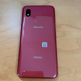 Galaxy - Docomo Galaxy A21 SC-42A SIMロック解除済み