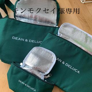 ディーンアンドデルーカ(DEAN & DELUCA)のDEAN & DELUCA 保冷バッグ 3点セット(エコバッグ)