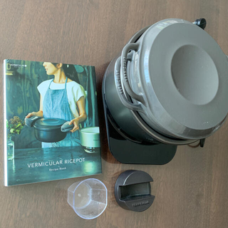 バーミキュラ(Vermicular)のバーミキュラ ライスポット 5合炊き(調理道具/製菓道具)