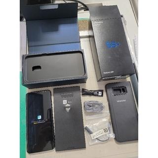 エヌティティドコモ(NTTdocomo)のリフレッシュ品 Galaxy S8 plus docomo SC-03J(スマートフォン本体)