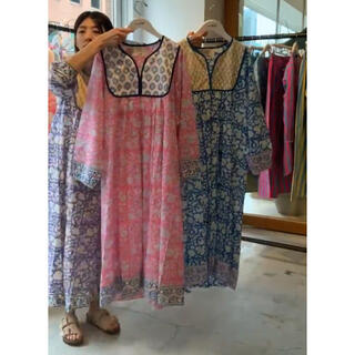 Ron Herman - 新品 szblockprints Kity Essa Print Dress