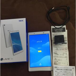 NEC - 美品 NEC LaVie Tab E PC-TE508HAW