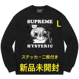 Supreme - Supreme / HYSTERIC GLAMOUR スウェット