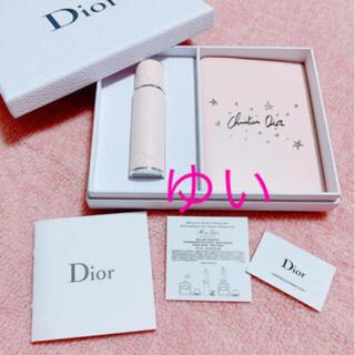 Dior - ミスディオールブルーミングブーケトラベルスプレーアトマイザーパスポートノベルティ
