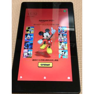 ANDROID - 美品 Fire 7 タブレット  7インチディスプレイ 第7世代