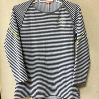 プーマ(PUMA)のPUMA・ランニングシャツ レディースM 七分袖?(Tシャツ(長袖/七分))