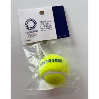 ブリヂストン(BRIDGESTONE)の新品 未使用 TOKYO2020 ボールキーホルダー(その他)
