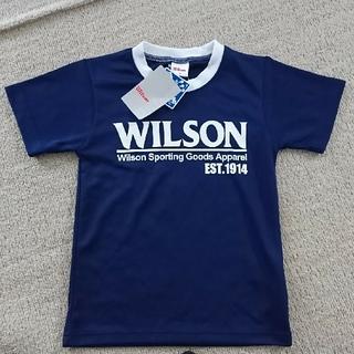 ウィルソン(wilson)のWilson 半袖Tシャツ ネイビー(Tシャツ/カットソー)