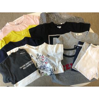 BREEZE - Tシャツ、ハーフパンツ、デニム、パジャマ セット販売 110センチ おまけあり