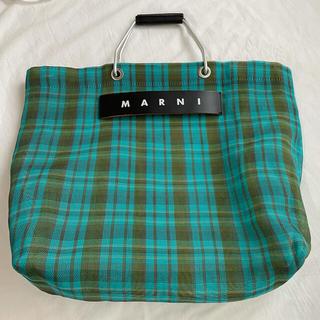 Marni - MARNI MARKET ショッピングバッグ マルニ マーケットトートバッグ