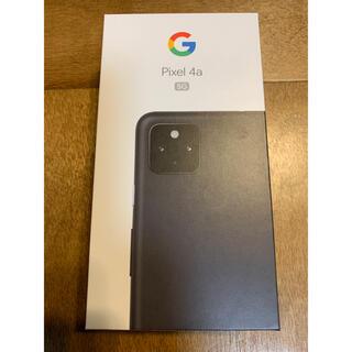 Google - Google Pixel 4a 5G 128GB Just Black
