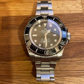 ROLEX - sea dweller deepsea 116660 カスタム品 3135