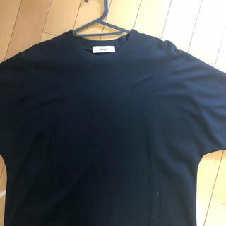 ebure エブール Tシャツ ブラック