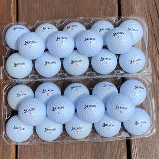 スリクソン(Srixon)のスリクソン SRIXON ゴルフボール GOLF ロストボール 28個セット(その他)