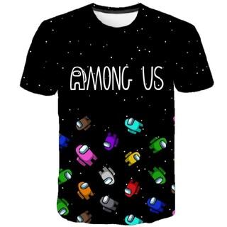 Among us アモングアス アマングアス Tシャツ レディース キッズ