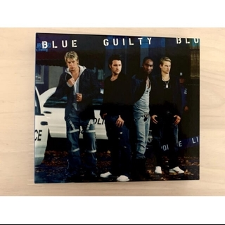 CD ブルー GUILTY BLUE ギフト THE GIFT(ポップス/ロック(洋楽))