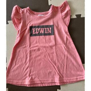 EDWIN - EDWIN Tシャツ 120