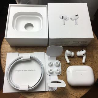 Apple - airpods pro エアーポッズ プロ イヤホン 動作確認済 apple