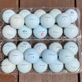 タイトリスト(Titleist)の【PRO V1】タイトリスト Titleist ゴルフボール GOLF 28個(その他)