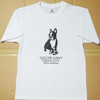 ★新品★サッカージャンキー Tシャツ Lサイズ