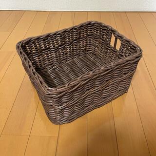 IKEA - IKEA GABBIG イケア ガビッグ 手編み バスケット カゴ かご 籠