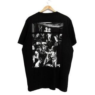 OFF-WHITE - オフホワイトOFF WHITE■20SSカラヴァッジオスクエアTシャツ