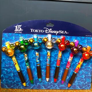 ディズニー(Disney)のディズニーシー15周年ボールペンセット(ペン/マーカー)