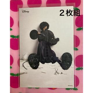 ディズニー(Disney)の吉田ユニ ポストカード 2枚組(写真/ポストカード)