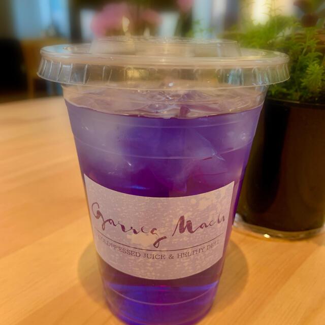 *自然派caféのオリジナルブレンドハーブティー*30g 食品/飲料/酒の飲料(茶)の商品写真