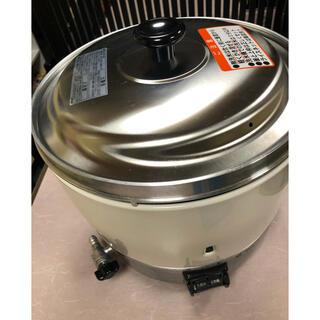 リンナイ(Rinnai)のリンナイ3升ガス炊飯器業務用都市ガス(炊飯器)