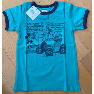 ディズニー(Disney)の新品未使用 ミッキーTシャツ(Tシャツ/カットソー)