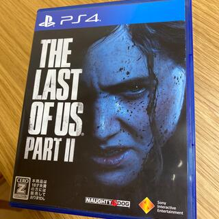 PlayStation4 - The Last of Us Part II(ラスト・オブ・アス パートII)