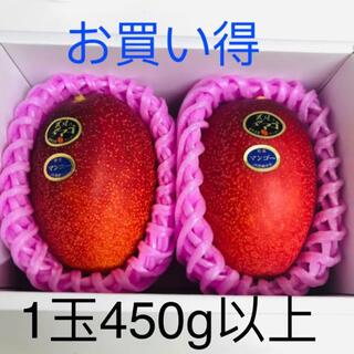 宮崎県産マンゴー 太陽のタマゴ3L(フルーツ)