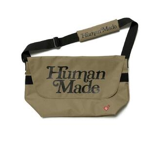 HUMAN WOMAN - HUMAN MADE DUCK PAPERBOY BAG バッグb