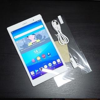 美品 SONY Xperia Z3 Tablet Compact SGP612
