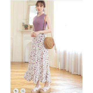 GRL - GRL花柄スカート