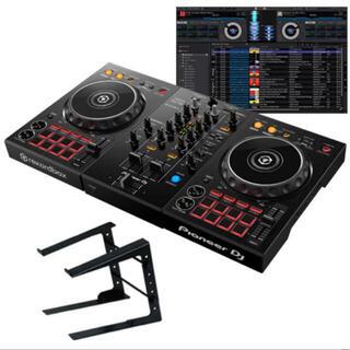 パイオニア(Pioneer)のDDJ-400(PCスタンド付き)(DJコントローラー)