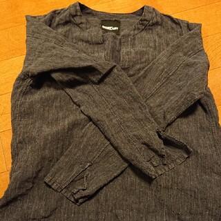 イサムカタヤマバックラッシュ(ISAMUKATAYAMA BACKLASH)のバックラッシュ リネンシャツ(シャツ)