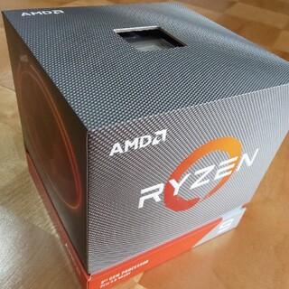 AMD Ryzen 9 3900X 新品未開封 送料無料 (PCパーツ)