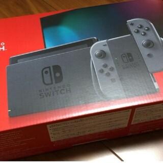 Nintendo Switch - NintendoSwitch本体 任天堂スイッチ本体 ニンテンドウ グレー