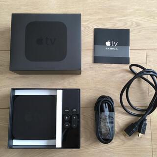 Apple - APPLE TV MGY52J/A 第四世代 hdmiケーブル付き