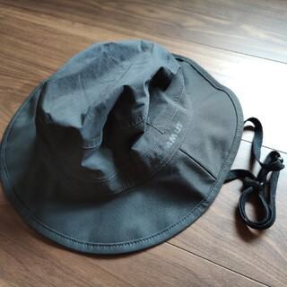 マムート(Mammut)のMAMMUT machu hat phantom(登山用品)