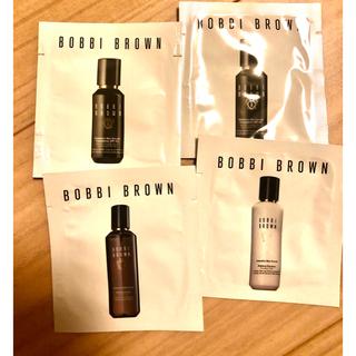 BOBBI BROWN - ボビィブラウン サンプル ファンデーション 美容液