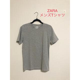 ザラ(ZARA)のZARA 半袖Tシャツ メンズ(Tシャツ/カットソー(半袖/袖なし))