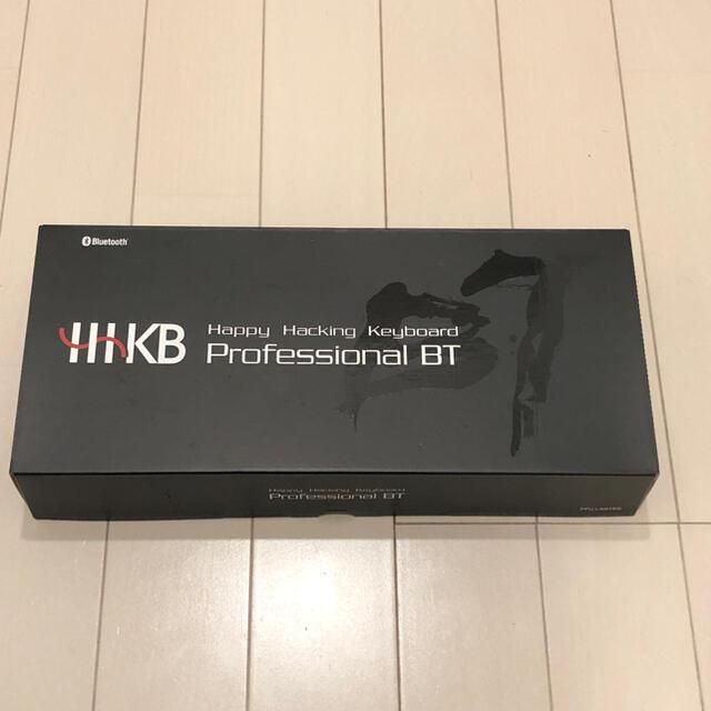 富士通(フジツウ)のHHKB Professional BT 英語配列 PD-KB600B スマホ/家電/カメラのPC/タブレット(PC周辺機器)の商品写真