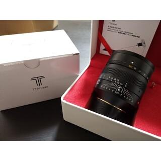 ライカ(LEICA)のTTArtisan 50mmm f/0.95 Leica M(レンズ(単焦点))